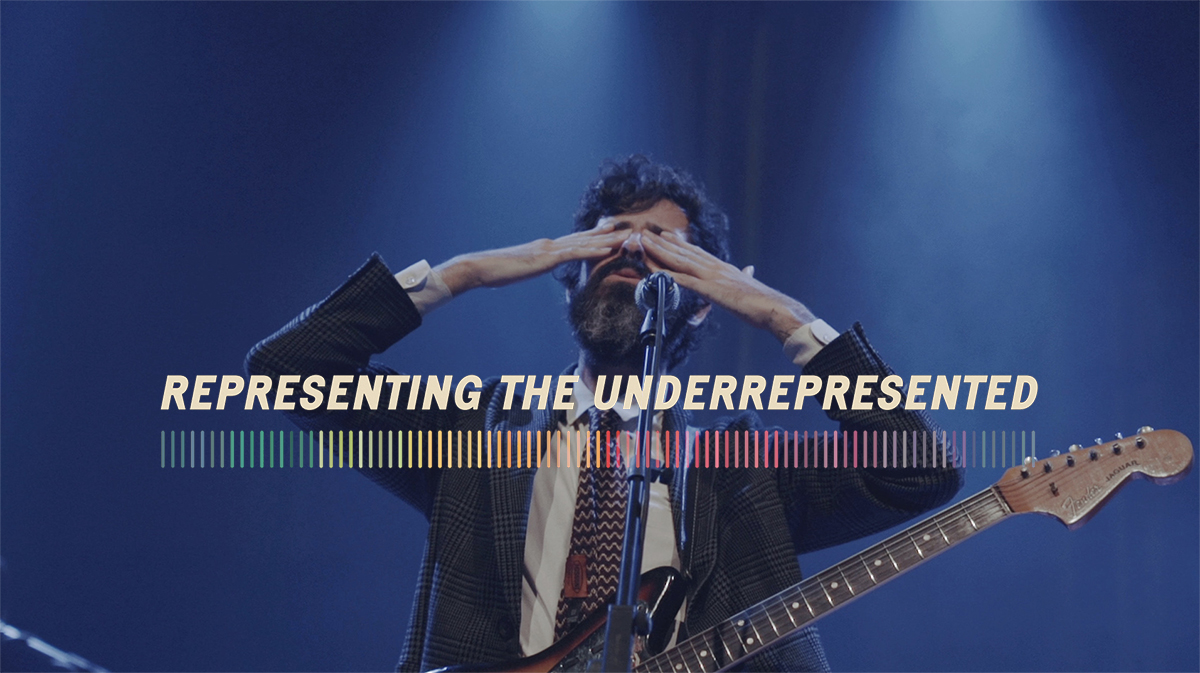 Representing the Underrepresented: a film about LGW by Canal180