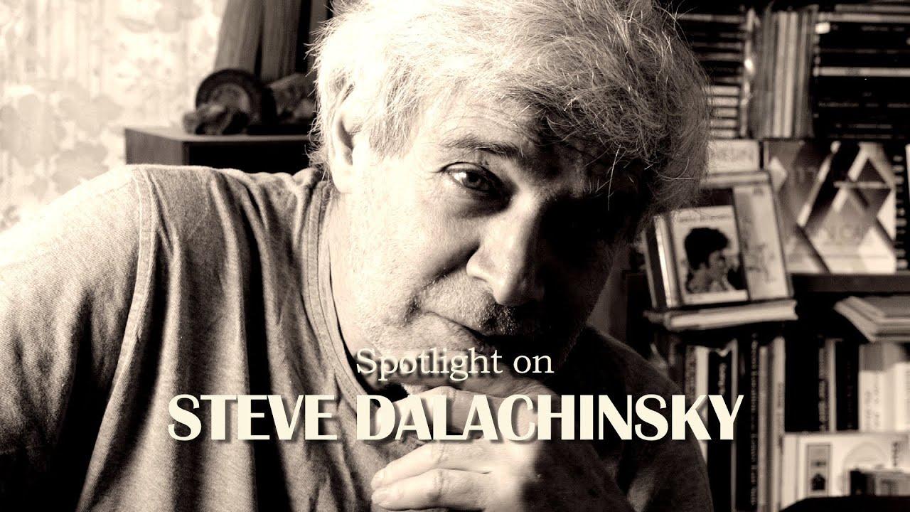 Spotlight on Steve Dalachinsky – curated by Matana Roberts